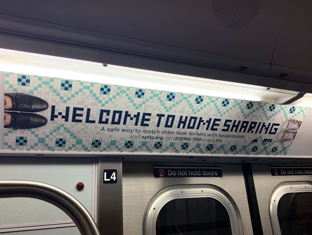 New York Subway AD3