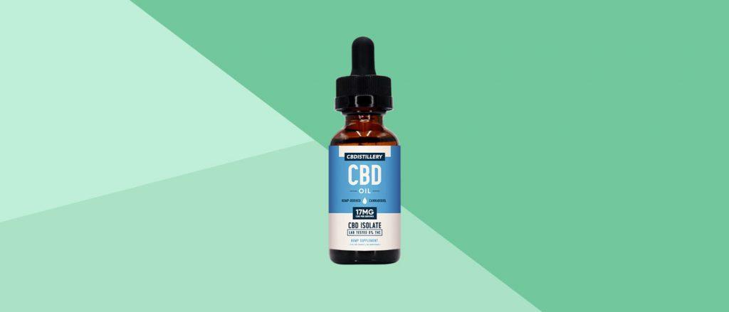 cbd oil cbdistillery